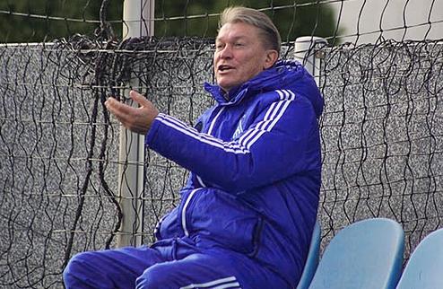 """Блохин: """"Многие игроки не останутся в команде"""""""