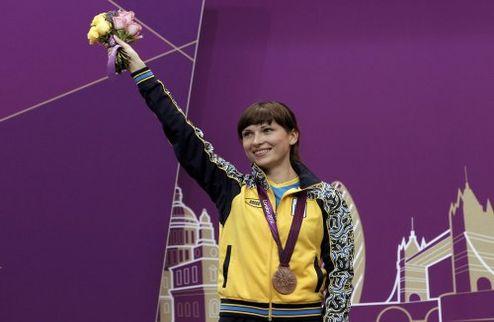 Костевич — лучшая спортсменка Украины в октябре