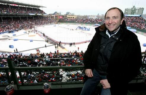 НХЛ. Лига выходит с новым предложением