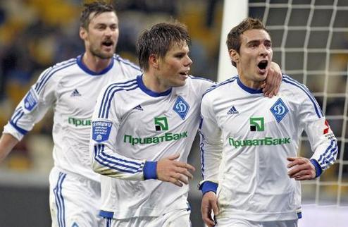 Долгожданная победа Динамо