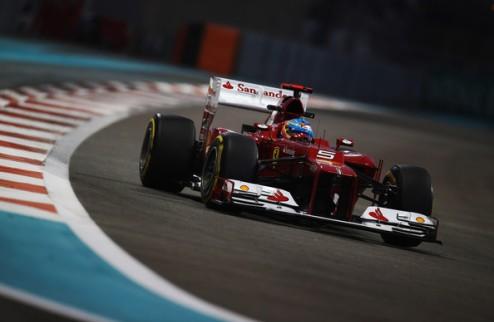 Формула-1. Алонсо не теряет надежду на титул