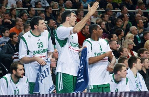Единая Лига ВТБ. Жальгирис побеждает в литовском дерби