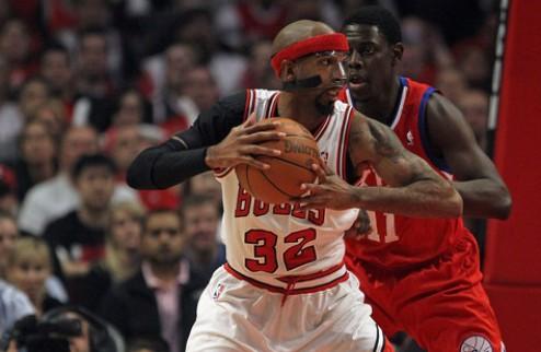 НБА. Чикаго пытается избавиться от Хэмилтона