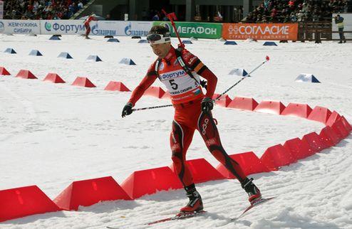 Биатлон. Бьорндален готов вернуться на вершину