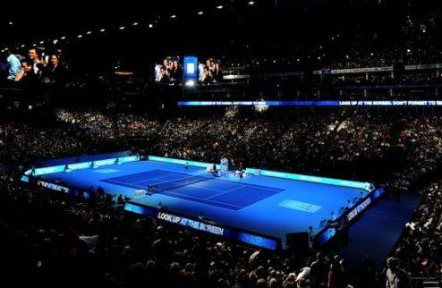 Лондон будет принимать Итоговый турнир АТР еще три года