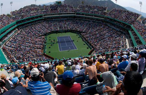 ATP отказался увеличить призовой фонд турнира в Индиан-Уэллсе