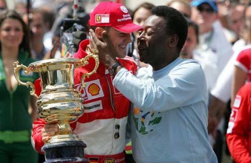 Формула-1. Гран-при Бразилии готовится торжественно провожать Шумахера
