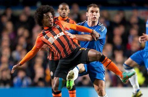 Фернандиньо и Виллиан попали в поле зрения Манчестер Сити