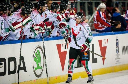 Квалификация ОИ. 13 шайб от Венгрии, фиаско Литвы