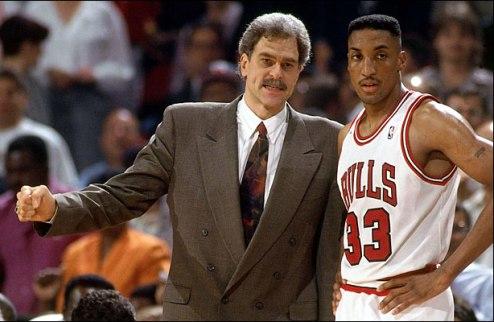 НБА. Джексону нужны Шо и Пиппен