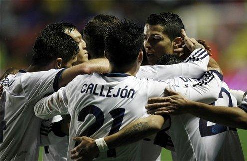 Разные победы Атлетико и Реала