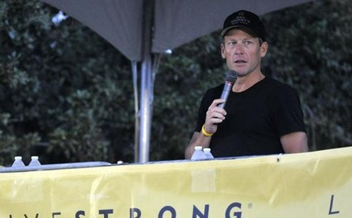 Армстронг самоустранился из Livestrong