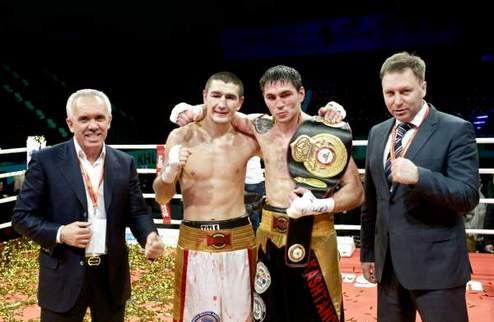 """Итоги """"Pro Boxing Show-12"""". Победа Каштанова"""