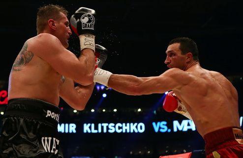 Бой Кличко — Вах стал самым рейтинговым спортивным событием осени