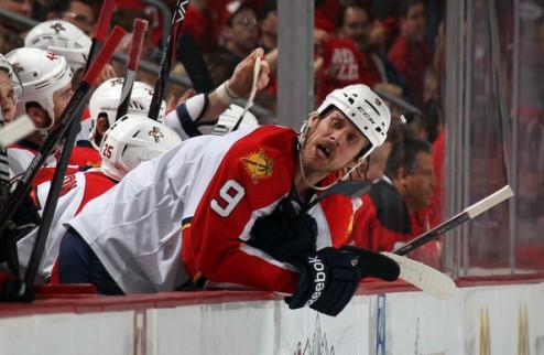 НХЛ. Вайсс не будет продлевать контракт с Флоридой