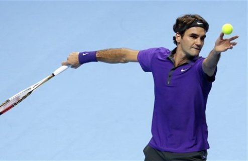 """Федерер: """"Атакующий стиль важнее защитного"""""""