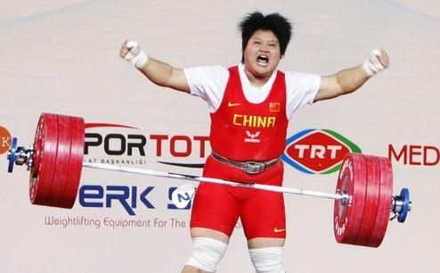 Тяжелая атлетика. Еще два рекорда от китаянок