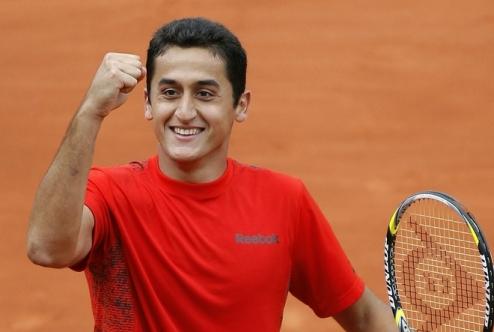 Альмагро: Бердых — отличный теннисист