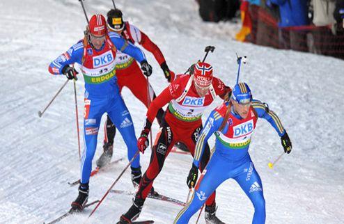 Биатлон. Этапы Кубка мира 2015 и 2016 годов пройдут в Ханты-Мансийске