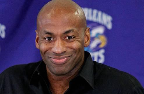 НБА. Делл Демпс продлил соглашение с Нью-Орлеаном