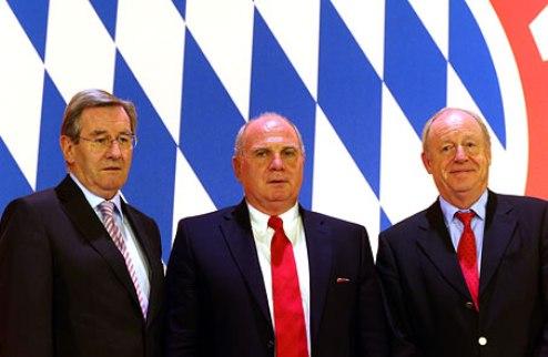 Бавария переизбрала Хенесса и получила рекордную прибыль