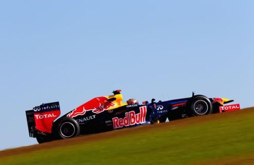 Формула-1. Гран-при США. Феттель — быстрейший и во второй практике