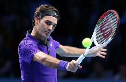 Федерер: 14 турниров в 2013 году