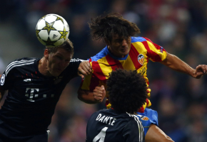 Вальдес: Валенсия среди лучших клубов Европы
