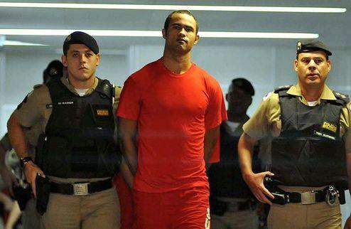 Бразильский футболист подозревается в зверском убийстве