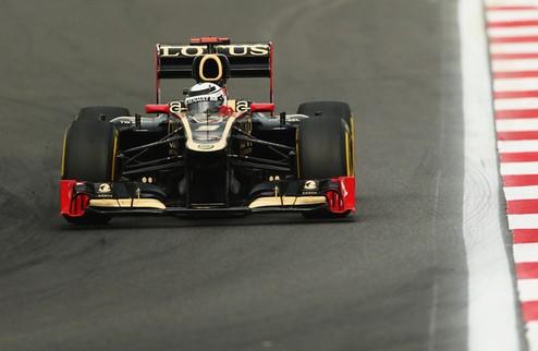 Формула-1. Лотусу важно занять третье место в зачете гонщиков