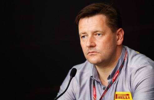 Формула-1. Хембери пояснил, что Пирелли привезет в Бразилию