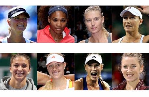 Восемь из десяти лучших теннисисток сыграют на турнире  Брисбене