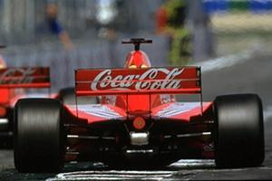 Кока-Кола выходит на рынок Формулы-1