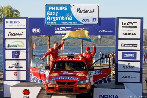 Mentos Ascania Racing ������� �� ����� ��������������� ����� ����� �������