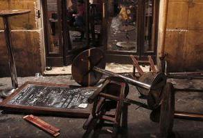 Избиение в Риме: евреи, Рома и Лацио