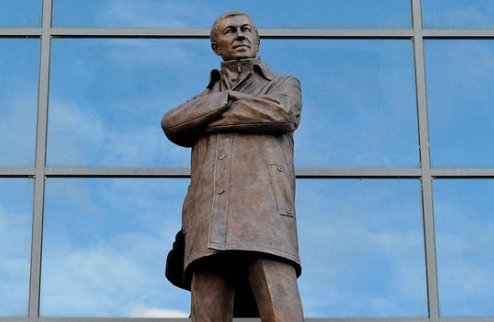 МЮ установил памятник Фергюсону