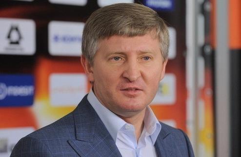 Ринат Ахметов сделал официальное заявление по эпизоду с Адриано