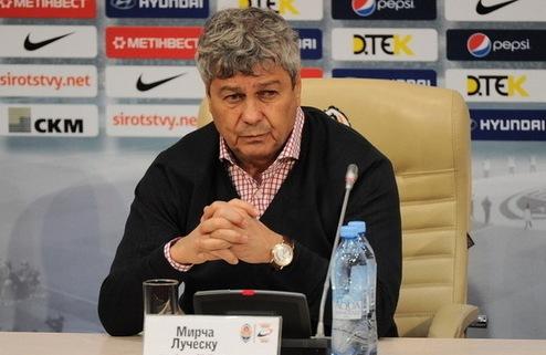 """Луческу: """"Сложно было настроить команду на игру чемпионата"""""""