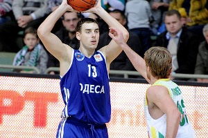 БК Одесса отправил трех игроков в Высшую Лигу