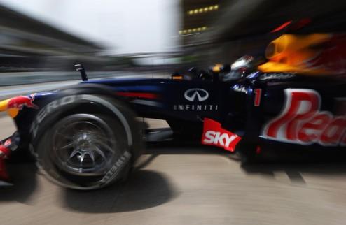 �������-1. � ��������� ������ ������� Red Bull Racing �� �����