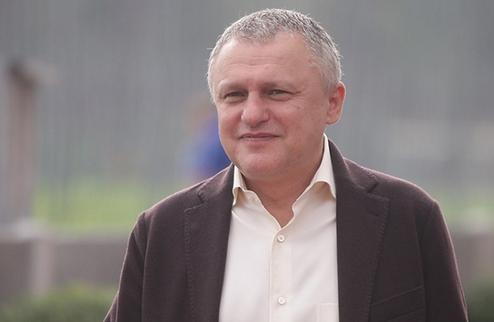 """И.Суркис: """"Милевскому будем искать новую команду"""""""