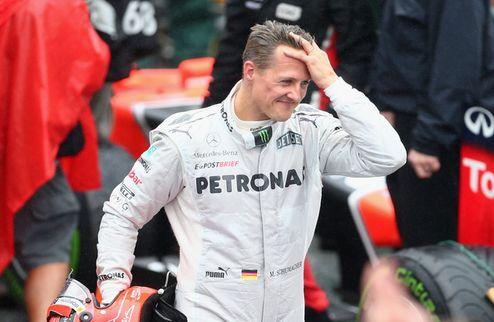 """Формула-1. Шумахер: """"Получил огромное удовольствие от своей последней гонки"""""""