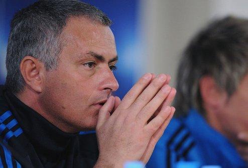 """Моуриньо: """"Может я не очень хороший тренер, но я профессионал"""""""