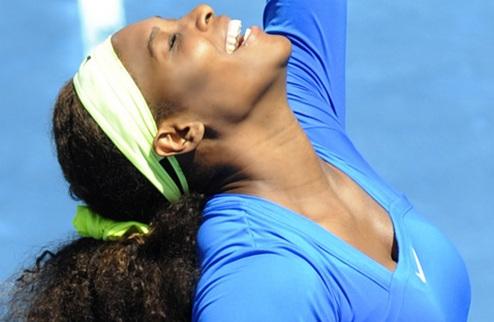 Серена Уильямс — лучшая теннисистка года