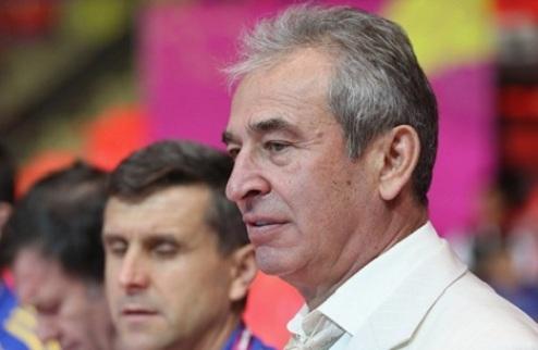 Футзал. Лисенчук подал в отставку