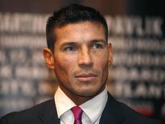 Мартинес выйдет на ринг в апреле