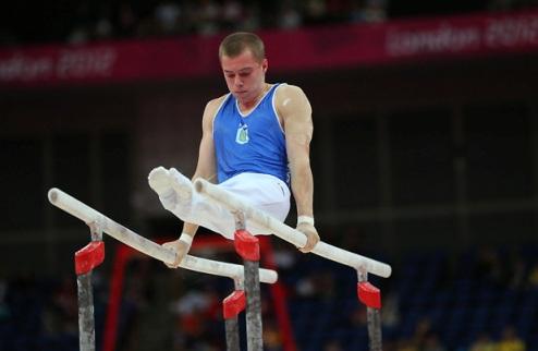 Гимнастика. Украинец выиграл этап Кубка мира