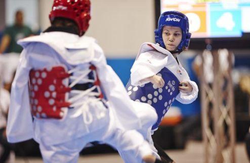 Виктория Марчук — чемпионка мира в пара-тхэквондо