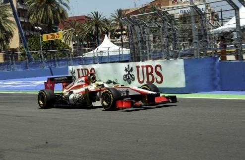 Формула-1. HRT не нашла покупателей