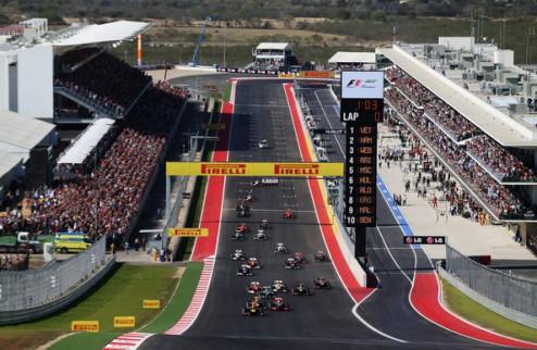 Формула-1. На следующий сезон подтверждено 11 пилотов и 11 команд